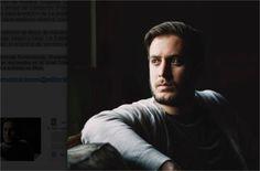 El premiado escritor Emmanuel Rincón llega a Caracas del 6 al 9 de diciembre