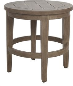 Hot Pair Of Small Round Marble Side Tables As Well As Side Table ...