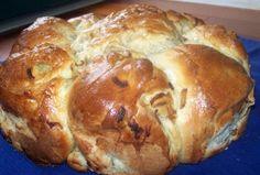 Carmelized Onion Challah.