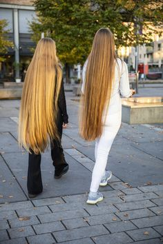 Permed Hairstyles, Down Hairstyles, Party Hairstyles, Wedding Hairstyles, Super Long Hair, Big Hair, Women Haircuts Long, Red Hair Woman, Long Blond
