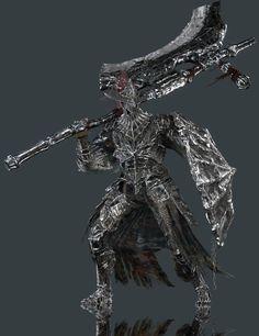 Dragonslayer Armour by Yare-Yare-Dong on DeviantArt Dark Souls 3 Knight, Dark Souls Art, Fantasy Armor, Dark Fantasy, Soul Saga, Bloodborne Art, Old Blood, Knight Art, Drawing Tips
