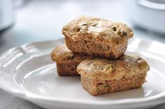 Zucchini Mini-Loaves with Perfect Petites and Pumpkin Pie Spice-1