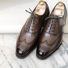 Nice shoes, photo by Edward Green via Sartorial Journal