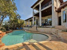 Love this pool in Barton Creek