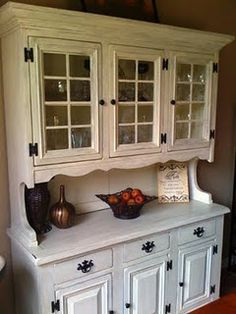 1000 Images About Kitchen Hutch On Pinterest Kitchen