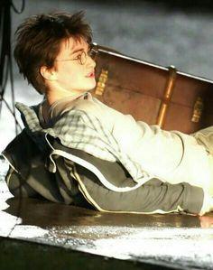 Harry Potter and the Prisoner of Azkaban Harry James Potter, Daniel Radcliffe Harry Potter, Harry Potter Icons, Harry Potter Feels, Harry Potter Pictures, Harry Potter Aesthetic, Harry Potter Cast, Harry Potter Universal, Harry Potter Fandom