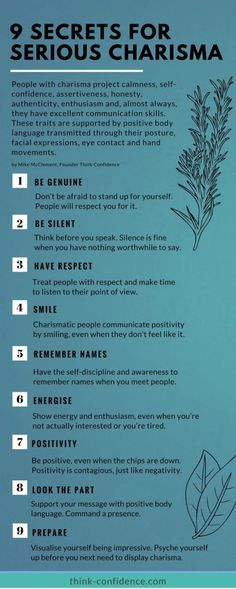 How to come across with real charisma. Tip and techniques that make a real difference.How to come across with real charisma. Tip and techniques that make a real difference. Self Development, Personal Development, Professional Development, Motivational Quotes, Inspirational Quotes, Self Improvement Tips, Self Confidence, Confidence Quotes, Life Advice