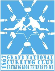 Grand national Curling Club 1867 Grand National, Curling, Sports Pictures, Club, Best Friends, Bring It On, Movie Posters, Awesome, Event Posters