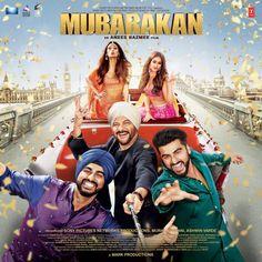 Mubarakan [2017-OST-iTunes Rip] [M4A-VBR-320KBPS]