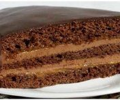 Recept Tort Praga v domashnih usloviyah vkusno Cheesy Recipes, Sweet Recipes, Cake Recipes, Dessert Recipes, Hungarian Recipes, Russian Recipes, Kitchen Recipes, Cooking Recipes, Good Food