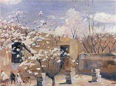 Spring day - Martiros Saryan