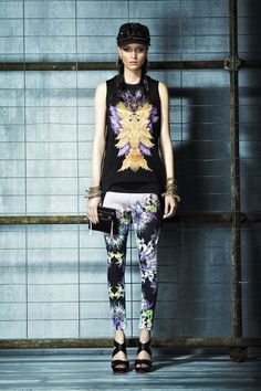 #JustCavalli SS 2013 collection