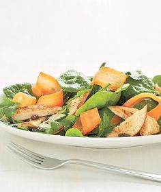 Moroccan Chicken Salad With Carrots Recipe