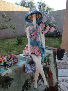 tilda dottie doll uma moça perfeita | Flickr - Photo Sharing!