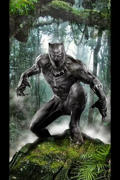 Marvel's The Black Panther