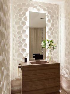 Creat amazing bathrooms with luxury mirros. Discover some Maison Valentina ideas at maisonvalentina.net