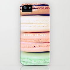 {Sweet on you} iPhone Case by Lisa Argyropoulos - $35.00
