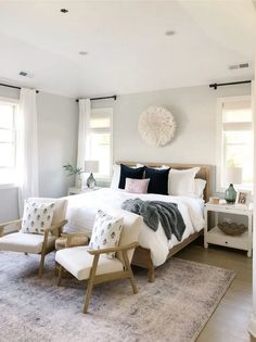84 Blush Pink Bedroom Tips That Arent Too Girly Kelley Nan « Home Decor