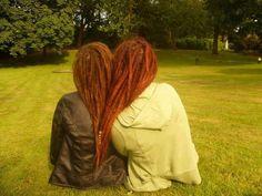 tender long dreads