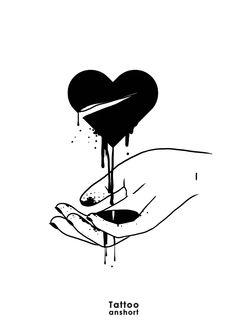 Sad Drawings, Dark Art Drawings, Tattoo Drawings, Drawing Sketches, Sad Wallpaper, Sad Art, Disney Art, Aesthetic Art, Doodle Art