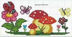 Angela Embroidery: Look what a beautiful thing …. Angela Embroidery: Look what a beautiful thing …. Baby Cross Stitch Patterns, Cross Stitch For Kids, Cross Stitch Borders, Cross Stitch Baby, Cross Stitch Designs, Cross Stitching, Cross Stitch Embroidery, Butterfly Cross Stitch, Cross Stitch Flowers
