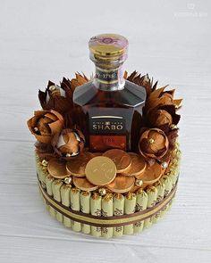 Milestone Birthdays, Xmas Crafts, Birthday Gifts, Perfume Bottles, Cake, Sweet, Gift Ideas, Facebook, Decor