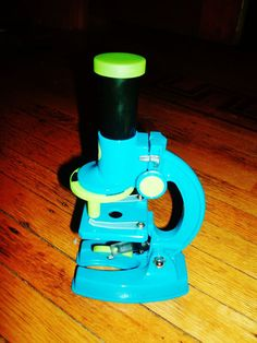 Less Commonly Taught: Fun with Microscopes!