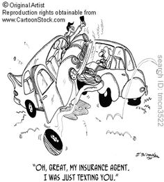 Hottest Free of Charge While we love running into our clients, this is one way we would prefer to avoid. Ideas Suggestion: while there are several Casco insurances wherever major neglect can be guaranteed in ful Insurance Humor, Insurance Marketing, Car Insurance Tips, Insurance Agency, Life Insurance, Insurance Business, Political Cartoons, Funny Cartoons, Funny Humor