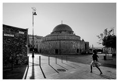 Pécs, Hungary Taj Mahal, Marvel, Black And White, Building, Black White, Construction, Black N White, Buildings, Architectural Engineering