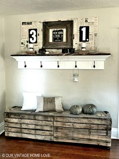 pallet bench. this is so going in my entry.