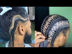 Cornrow Styles For Men, Cornrow Hairstyles For Men, Ballet Hairstyles, Hair Twist Styles, Black Men Hairstyles, Braids For Boys, Two Braids Men, Cornrows For Boys, Man Braids