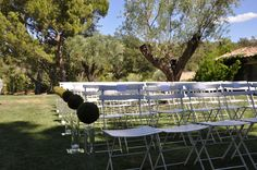 Outdoor Ceremony - Provence - South of France