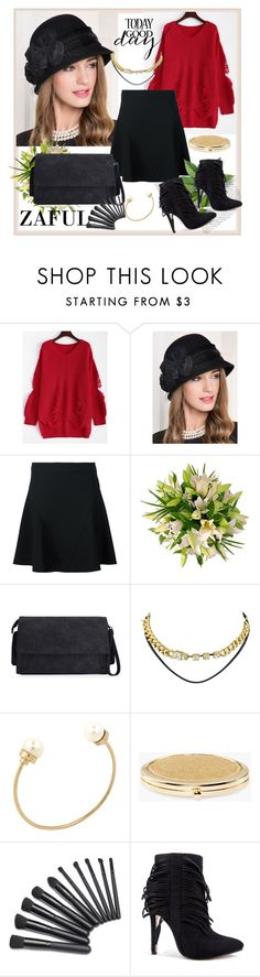 """Today Good Day/Zaful 18"" by rose-99 ❤ liked on Polyvore featuring STELLA McCARTNEY and Chico's"