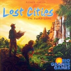 Lost Cities Board Game: Toys & Games Grade 4+