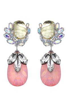 mawi gemstone earrings