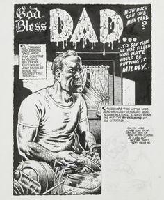 R. Crumb » God Bless DADDavid Zwirner