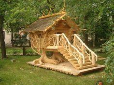 Creative tree house ♥