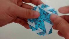 Origami: Mandala Roberta