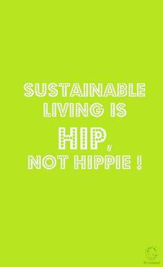 Sustainable living is hip, not hippie! Sustainable Living, Sustainability, Kids Fashion, Logos, Inspiration, Fruit And Veg, Tips, Lifestyle, Child Fashion