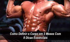 Procurando como definir o corpo? Nossos músculos começam a se definir a partir do momento que reduzimos o nosso percentual de gordura e ganhamos massa... ➡ https://segredodefinicaomuscular.com/como-definir-o-corpo-em-3-meses-com-8-dicas-essenciais/  Gostou? Compartilhe com seus amigos...  #EstiloDeVidaFitness #ComoDefinirCorpo #SegredoDefiniçãoMuscular