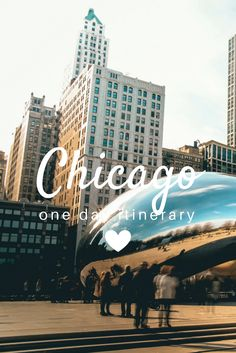 Grand Tour of Chicago by Sygic Travel / USA / itinerary