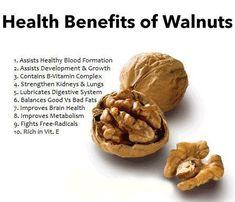 Harsh diet plan 3000 calories per day Walnut Benefits, Health Benefits Of Walnuts, Coconut Benefits, Fruit Benefits, California Walnuts, Diet Recipes, Healthy Recipes, Alkaline Recipes, Alkaline Diet