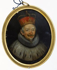 Miniature of a duke (so-called Sigismund III Vasa) by Anonymous, first quarter of the 17th century, Ossolineum