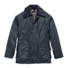 Barbour Bedale Jacket - Navy