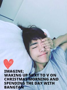 BTS Imagine <3 #bts #kpop #imagine THIS IS PERFECT BECAUSE MY BDAY IS ALSO ON CHRISTMAS AND THEN V'S IS 5 DAYS AFTER YESSSS