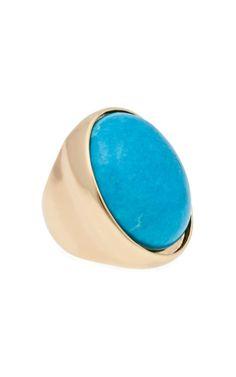 Kara Ross Large Resin Cabochon Ring