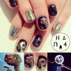 ET nails #hana4