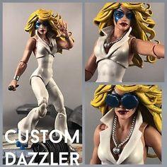 Custom-Dazzler-X-Men-Marvel-Legends