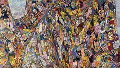 Cela fait plus 50ans qu'il traque les images du monde entier pour en faire de gigantesques collages. L'artiste islandais Erró, pionnier de la figuration narrative, est à l'honneur en ce moment au...