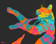 Original+8x10+digital+/+computer+artwork+Scratch+by+BerndtArt,+$25.00